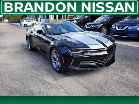Used Chevrolet Camaro For Sale In Tampa Fl Carsforsale Com