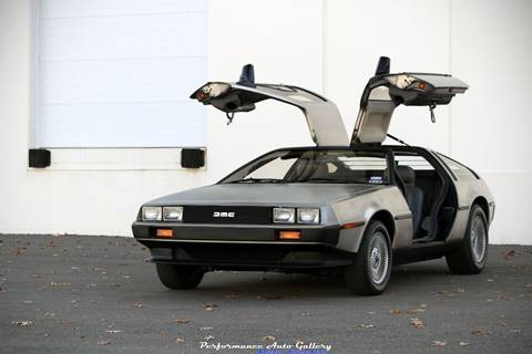 1981 DeLorean DMC-12 for sale in Gaithersburg, MD