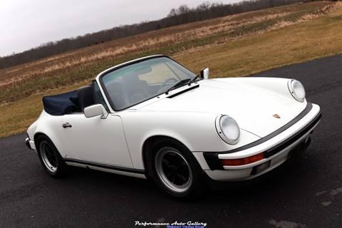 1987 Porsche 911 for sale in Gaithersburg, MD