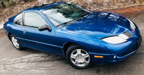 2004 Pontiac Sunfire for sale in Boyers, PA