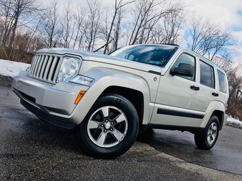 2008 Jeep Liberty for sale in Boyers, PA