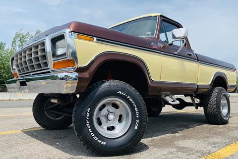 1979 Ford F-150 for sale in Boyers, PA