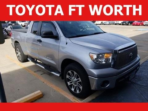 Tundra For Sale >> 2012 Toyota Tundra For Sale In Fort Worth Tx