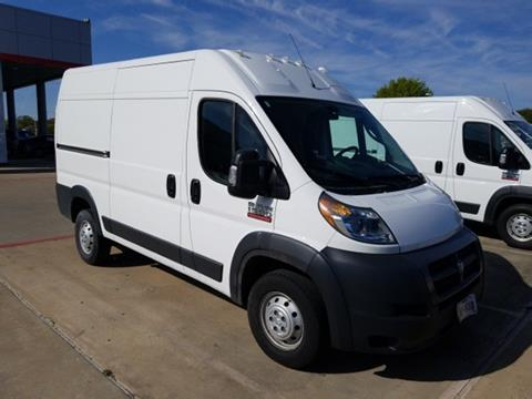 b10f1ad823 Used 2018 RAM ProMaster Cargo For Sale in Chattanooga