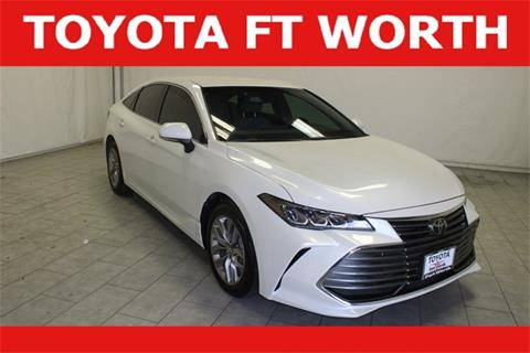 2019 Toyota Avalon for sale in Fort Worth, TX