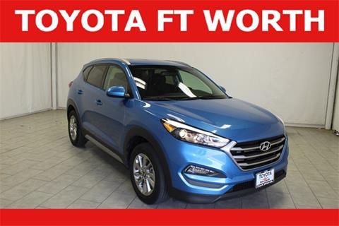 2018 Hyundai Tucson for sale in Fort Worth, TX