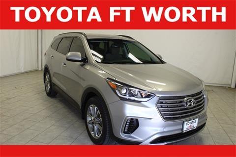 2017 Hyundai Santa Fe for sale in Fort Worth, TX