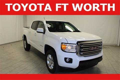 2017 GMC Canyon for sale in Fort Worth, TX