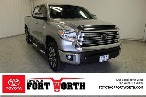 2020 Toyota Tundra for sale in Fort Worth, TX