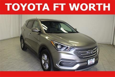2018 Hyundai Santa Fe Sport for sale in Fort Worth, TX