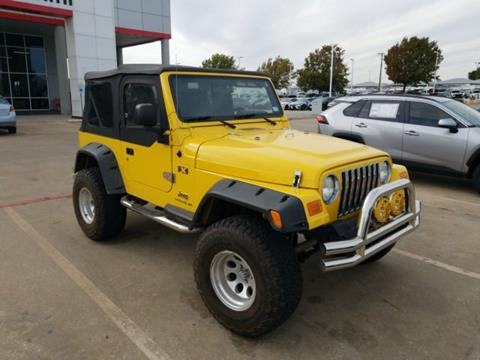 2006 Jeep Wrangler for sale in Fort Worth, TX