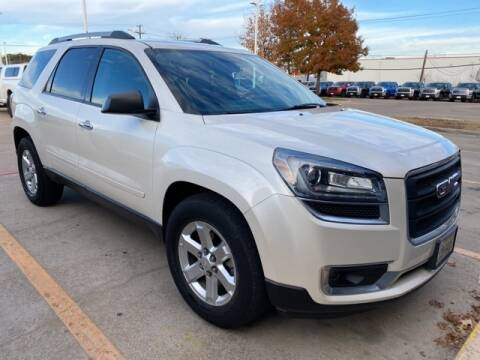 2014 GMC Acadia for sale in Fort Worth, TX