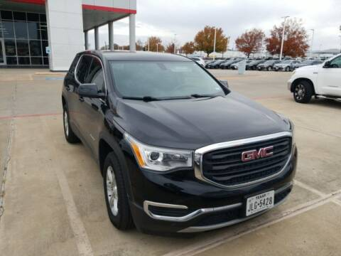 2017 GMC Acadia for sale in Fort Worth, TX