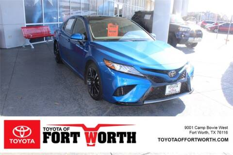 2019 Toyota Camry for sale in Fort Worth, TX