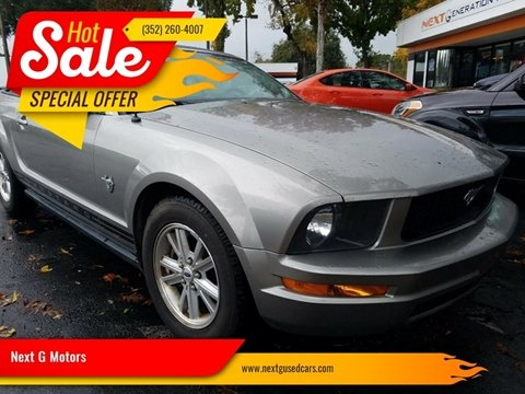Used Ford Mustang For Sale In Gainesville Fl Carsforsale Com