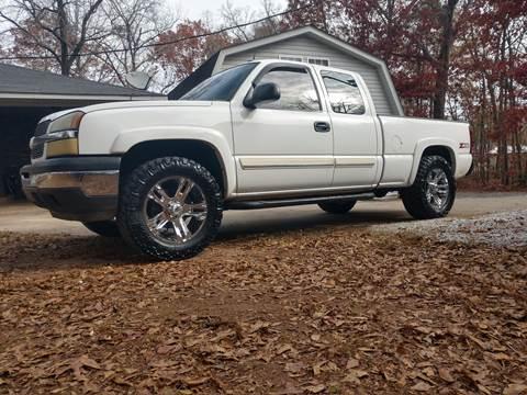 2005 Chevrolet Silverado 1500 for sale at Madden Motors LLC in Iva SC