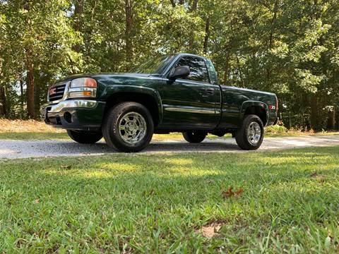 2004 GMC Sierra 1500 for sale at Madden Motors LLC in Iva SC