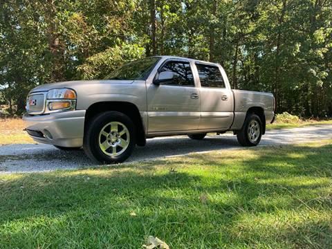 2005 GMC Sierra 1500 for sale at Madden Motors LLC in Iva SC
