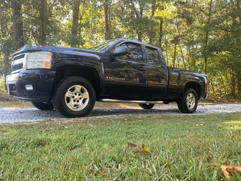 2007 Chevrolet Silverado 1500 for sale at Madden Motors LLC in Iva SC