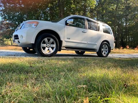 2008 Nissan Armada for sale at Madden Motors LLC in Iva SC