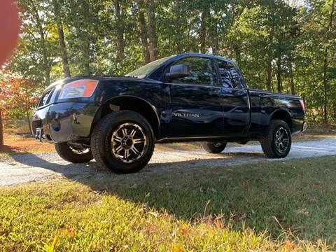 2008 Nissan Titan for sale at Madden Motors LLC in Iva SC