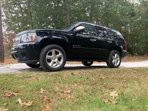2008 Chevrolet Tahoe for sale at Madden Motors LLC in Iva SC