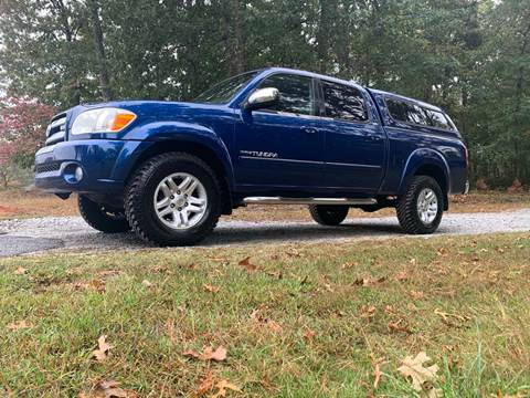 2005 Toyota Tundra for sale at Madden Motors LLC in Iva SC
