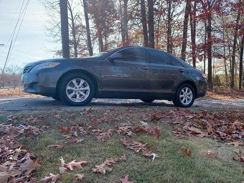 2011 Toyota Camry for sale at Madden Motors LLC in Iva SC