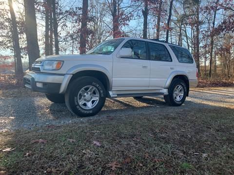 2002 Toyota 4Runner for sale at Madden Motors LLC in Iva SC