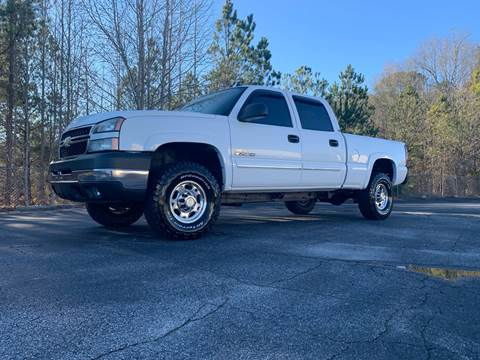 2007 Chevrolet Silverado 2500HD Classic for sale at Madden Motors LLC in Iva SC