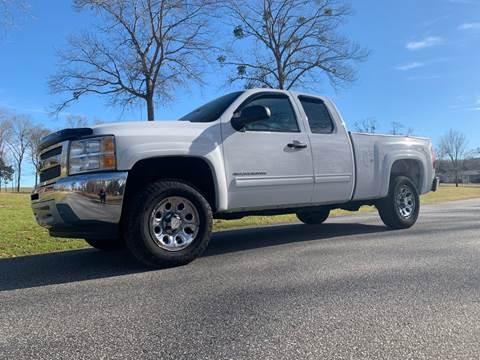 2012 Chevrolet Silverado 1500 for sale at Madden Motors LLC in Iva SC