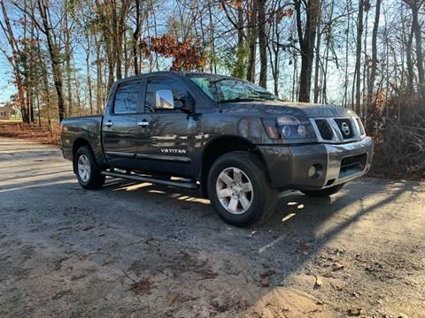 2006 Nissan Titan for sale at Madden Motors LLC in Iva SC
