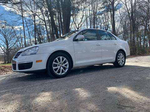 2010 Volkswagen Jetta for sale at Madden Motors LLC in Iva SC