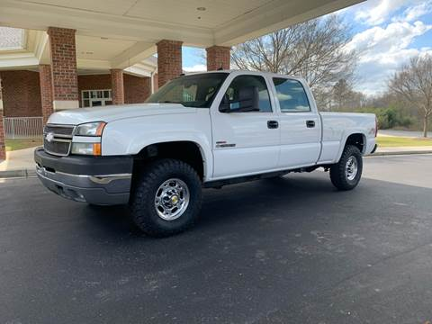 2005 Chevrolet Silverado 2500HD for sale at Madden Motors LLC in Iva SC