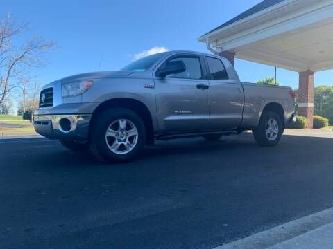 2008 Toyota Tundra for sale at Madden Motors LLC in Iva SC