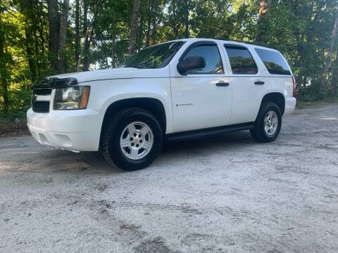 2007 Chevrolet Tahoe for sale at Madden Motors LLC in Iva SC