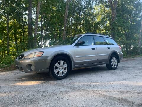 2005 Subaru Outback for sale at Madden Motors LLC in Iva SC