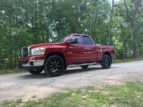 2008 Dodge Ram Pickup 1500 for sale at Madden Motors LLC in Iva SC