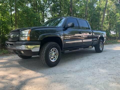 2003 Chevrolet Silverado 1500HD for sale at Madden Motors LLC in Iva SC