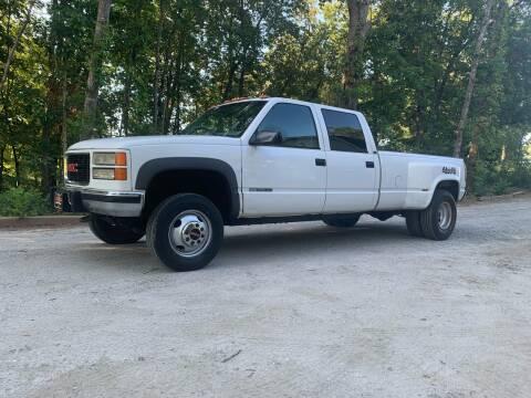 1996 GMC Sierra 3500 for sale at Madden Motors LLC in Iva SC