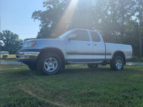 2000 Toyota Tundra for sale at Madden Motors LLC in Iva SC