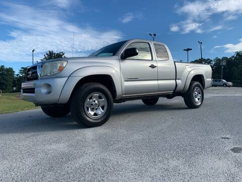 2007 Toyota Tacoma for sale at Madden Motors LLC in Iva SC