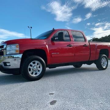 2014 Chevrolet Silverado 2500HD for sale at Madden Motors LLC in Iva SC