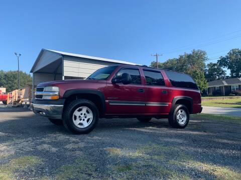 2004 Chevrolet Suburban for sale at Madden Motors LLC in Iva SC