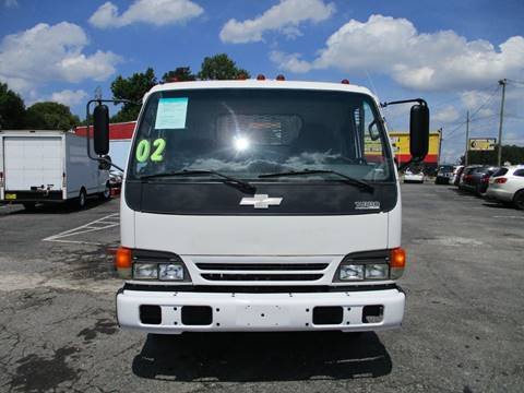 2002 Chevrolet W4500 for sale in Peachtree Corners, GA