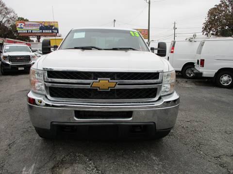 2013 Chevrolet Silverado 2500HD for sale in Peachtree Corners, GA