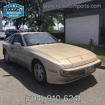 1986 Porsche 944 for sale in Charlotte, NC