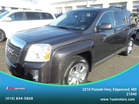 2014 GMC Terrain for sale in Edgewood, MD