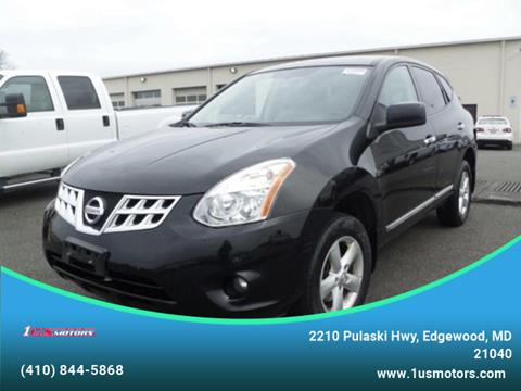 2013 Nissan Rogue for sale in Edgewood, MD