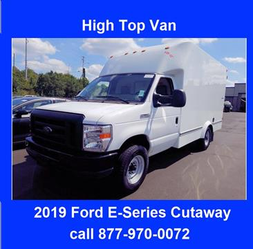 2019 Ford E-Series Chassis for sale in Walpole, MA